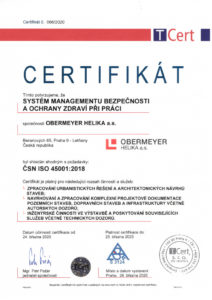 thumbnail of Certificate_OH_45001_cz