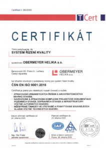 thumbnail of Certificate_OH_9001_cz